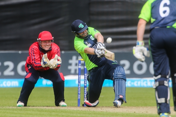 A comfortable win over Jersey in the final group game saw Ireland qualify automatically for India 2016.