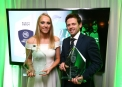 Toyota Women's International Player of the Year Kim Garth & Hanley Energy Men's International Player of the Year Ed Joyce