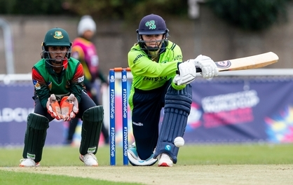 Cricket Ireland | Live Scores, News, Photos, Players