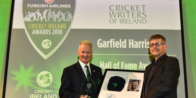 Cricket Writers of Ireland Hall of Fame