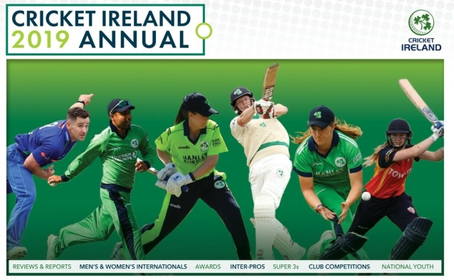 Cricket Ireland Annual 2019