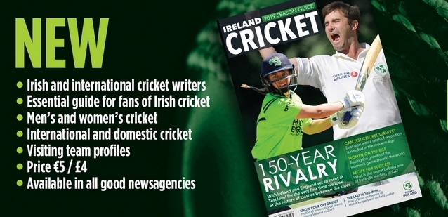 Ireland Cricket Magazine