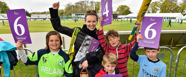 Volunteer With Cricket Ireland