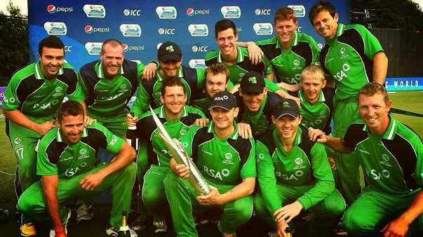 Ireland WCL Champions Cricket