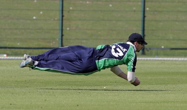 Alex Cusack Catch Ireland USA