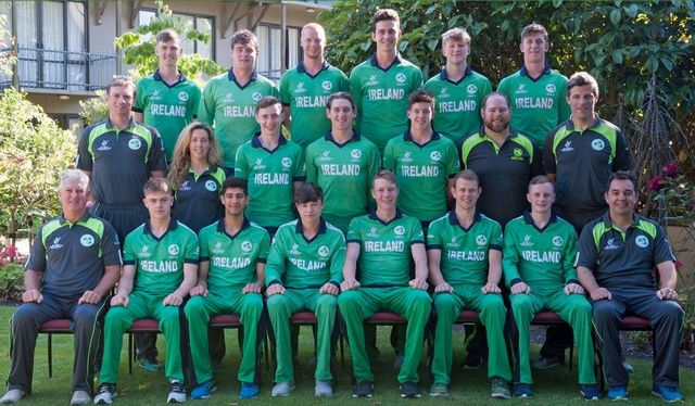 2018 Ireland U19 World Cup Squad