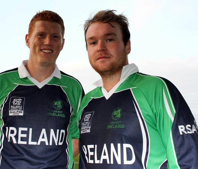A Presidential Diary Part 15   Cricket Ireland