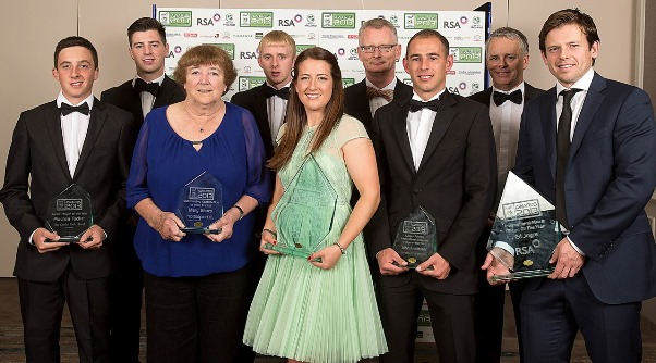 Cricket Ireland Award Winners