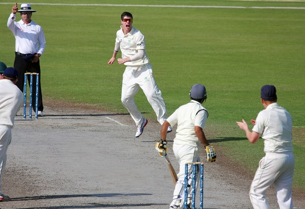 George Dockrell Wickets
