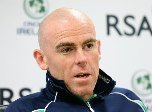 Trent Johnston Ireland Women