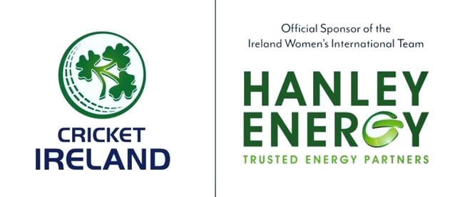 Cricket Ireland and Hanley Energy