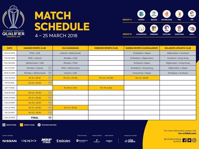 CWCQ Broadcast Schedule