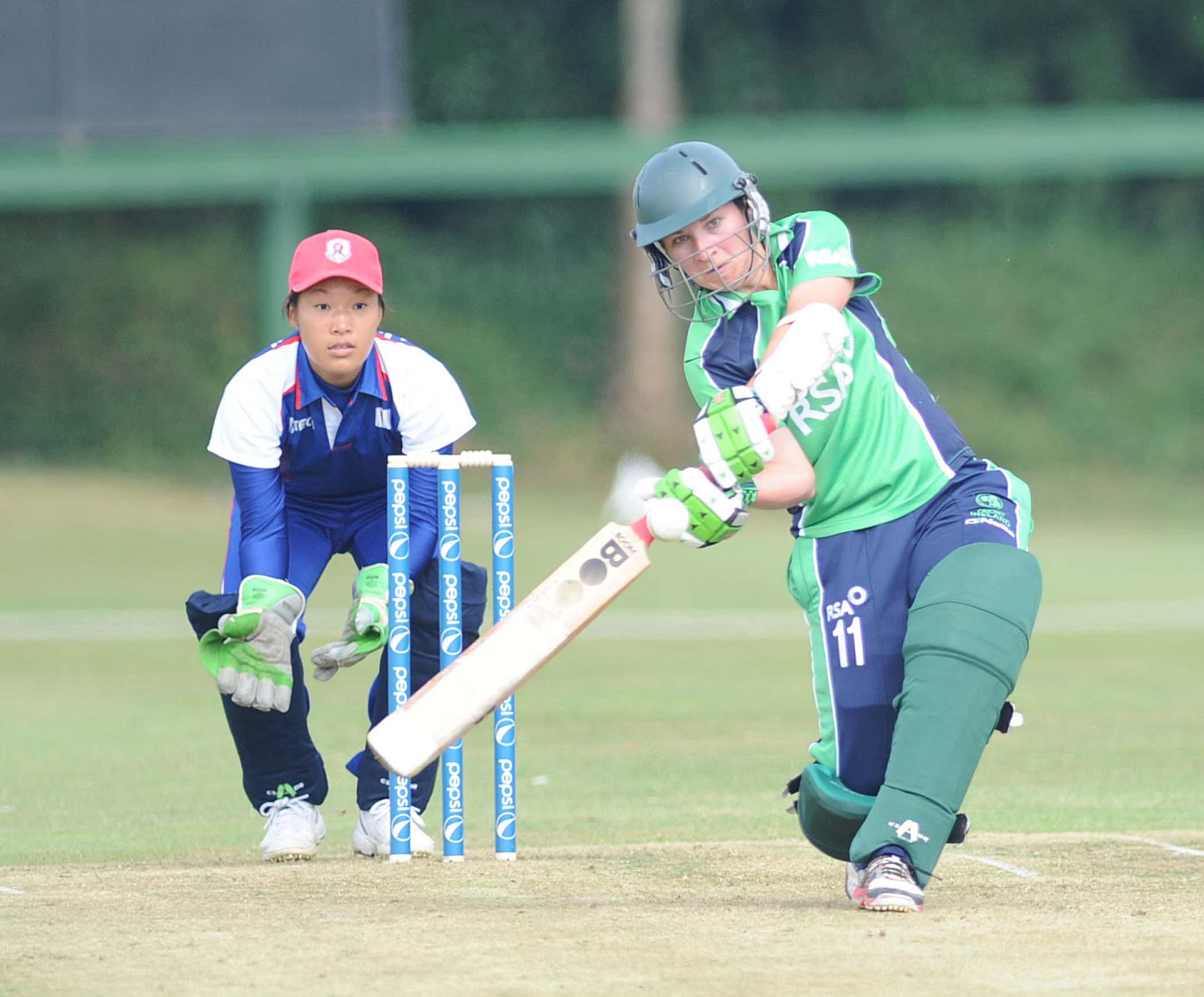 Clare Shillington Cricket