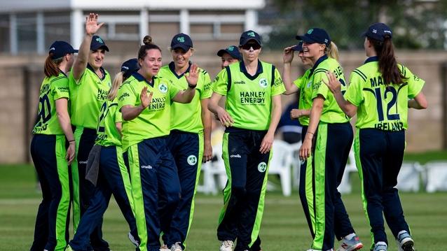 Ireland Women fall to Bangladesh in semi-finalIrish