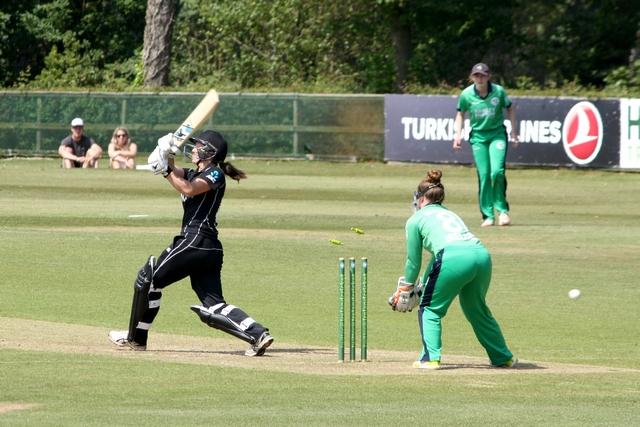 Lara Maritz wicket