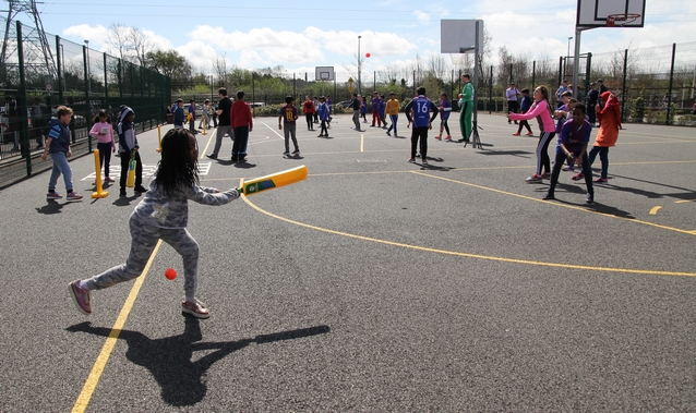 Grassroots cricket