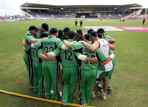 Ireland Return Sabina Park Cricket