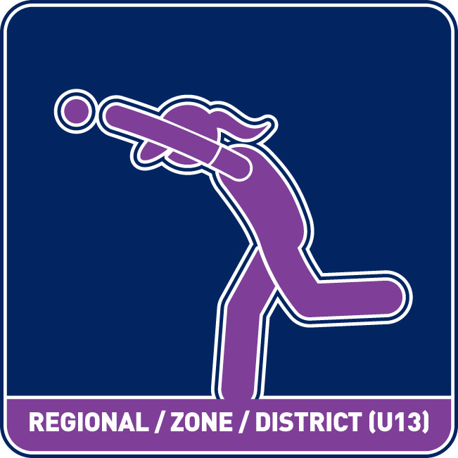Under-13s Regional / Zone / District
